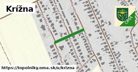 ilustrácia k Krížna, Topoľníky - 228m