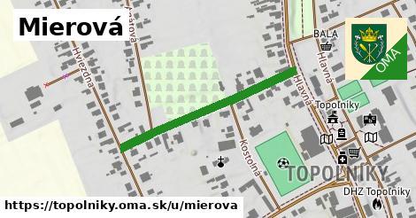 ilustrácia k Mierová, Topoľníky - 347m