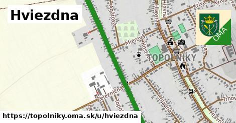 ilustrácia k Hviezdna, Topoľníky - 1,85km