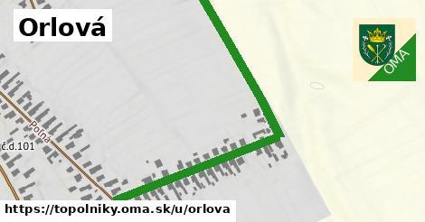 ilustrácia k Orlová, Topoľníky - 316m