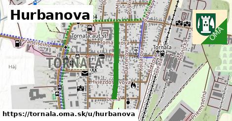 ilustračný obrázok k Hurbanova, Tornaľa