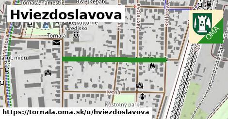 ilustrácia k Hviezdoslavova, Tornaľa - 339m