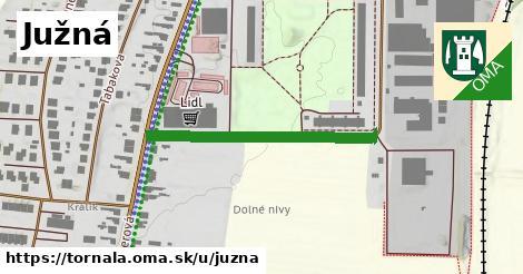 ilustrácia k Južná, Tornaľa - 320m