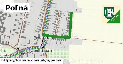 ilustrácia k Poľná, Tornaľa - 326m
