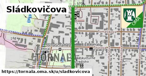 ilustrácia k Sládkovičova, Tornaľa - 598m