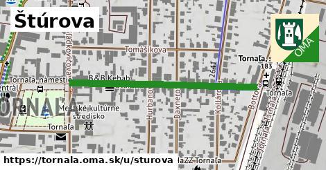 ilustrácia k Štúrova, Tornaľa - 427m