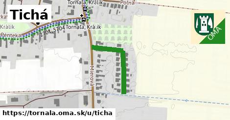 ilustračný obrázok k Tichá, Tornaľa