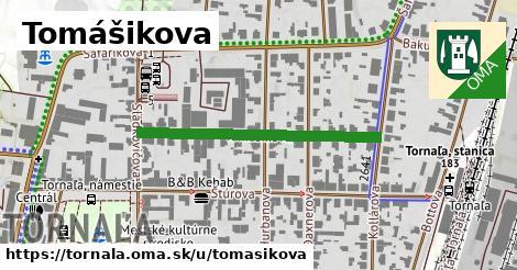 ilustrácia k Tomášikova, Tornaľa - 351m
