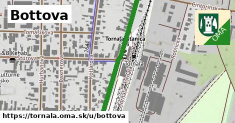 ilustrácia k Bottova, Tornaľa - 443m