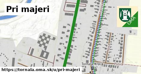 ilustrácia k Pri majeri, Tornaľa - 447m