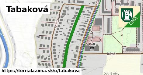 ilustrácia k Tabaková, Tornaľa - 360m