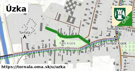 ilustrácia k Úzka, Tornaľa - 244m