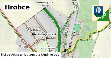 ilustrácia k Hrobce, Trávnica - 696m