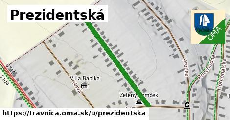 ilustračný obrázok k Prezidentská, Trávnica