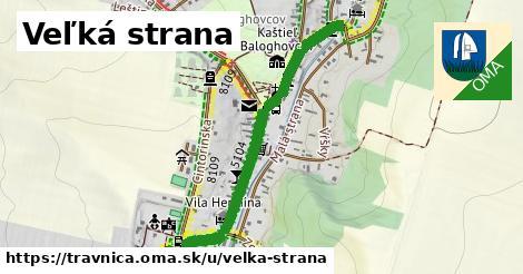 ilustrácia k Veľká strana, Trávnica - 0,91km