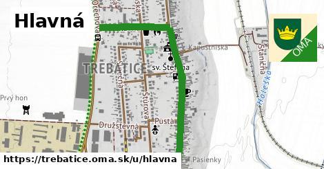 ilustrácia k Hlavná, Trebatice - 1,19km