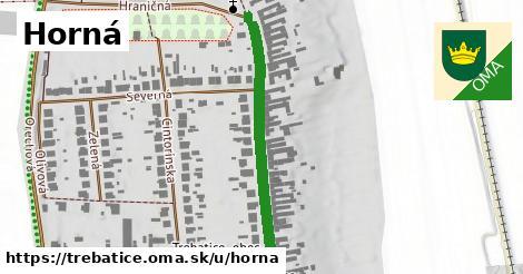 ilustrácia k Horná, Trebatice - 351m