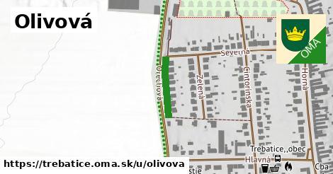 ilustrácia k Olivová, Trebatice - 136m