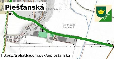ilustrácia k Piešťanská, Trebatice - 1,25km
