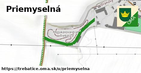 ilustrácia k Priemyselná, Trebatice - 332m