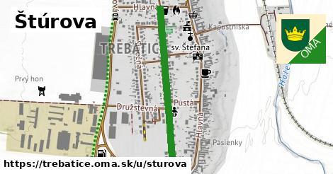 ilustrácia k Štúrova, Trebatice - 0,73km