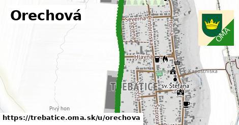 ilustrácia k Orechová, Trebatice - 0,82km
