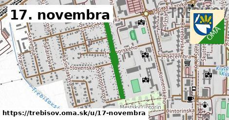 ilustrácia k 17. novembra, Trebišov - 510m