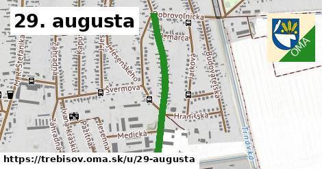 ilustrácia k 29. augusta, Trebišov - 668m