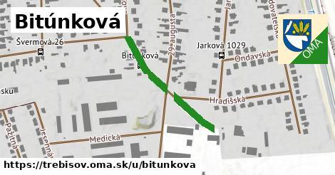 ilustrácia k Bitúnková, Trebišov - 263m