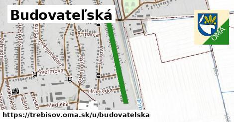 ilustrácia k Budovateľská, Trebišov - 546m