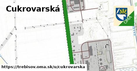 ilustračný obrázok k Cukrovarská, Trebišov