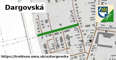 ilustrácia k Dargovská, Trebišov - 274m