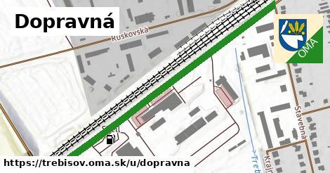 ilustrácia k Dopravná, Trebišov - 619m
