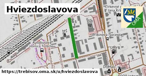 ilustrácia k Hviezdoslavova, Trebišov - 209m