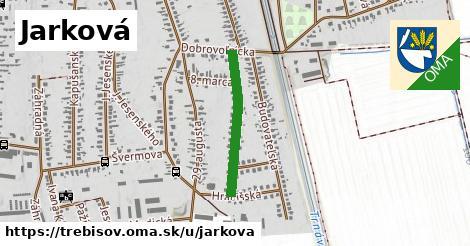 ilustrácia k Jarková, Trebišov - 465m