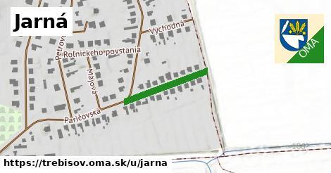 ilustrácia k Jarná, Trebišov - 200m