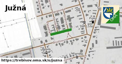 ilustrácia k Južná, Trebišov - 130m