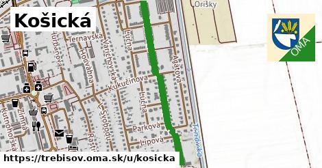 ilustrácia k Košická, Trebišov - 0,78km
