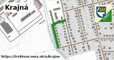 ilustrácia k Krajná, Trebišov - 253m