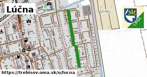 ilustrácia k Lúčna, Trebišov - 595m