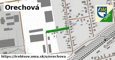 ilustrácia k Orechová, Trebišov - 152m