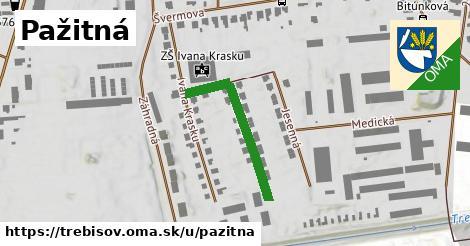 ilustrácia k Pažitná, Trebišov - 267m