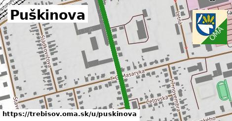 ilustrácia k Puškinova, Trebišov - 435m