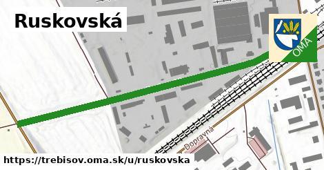 ilustračný obrázok k Ruskovská, Trebišov