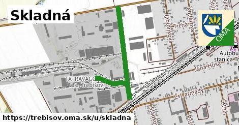 ilustrácia k Skladná, Trebišov - 587m
