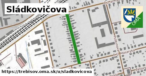 ilustrácia k Sládkovičova, Trebišov - 271m