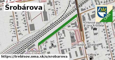 ilustrácia k Šrobárova, Trebišov - 314m