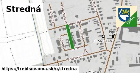 ilustrácia k Stredná, Trebišov - 130m