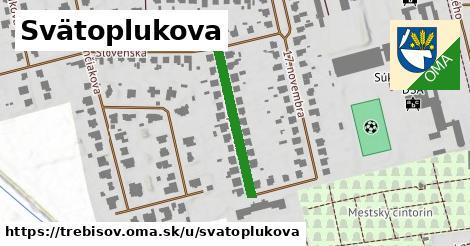 ilustrácia k Svätoplukova, Trebišov - 239m