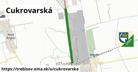 ilustrácia k Cukrovarská, Trebišov - 4,6km